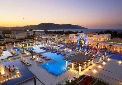 Luxus Schnäppchen auf Kreta, 1 Woche, 5Sterne, Halbpension, Direktflüge ab Zürich ab nur € 620 p.Pers!