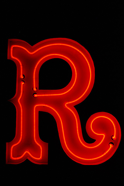 R is for Resurrection