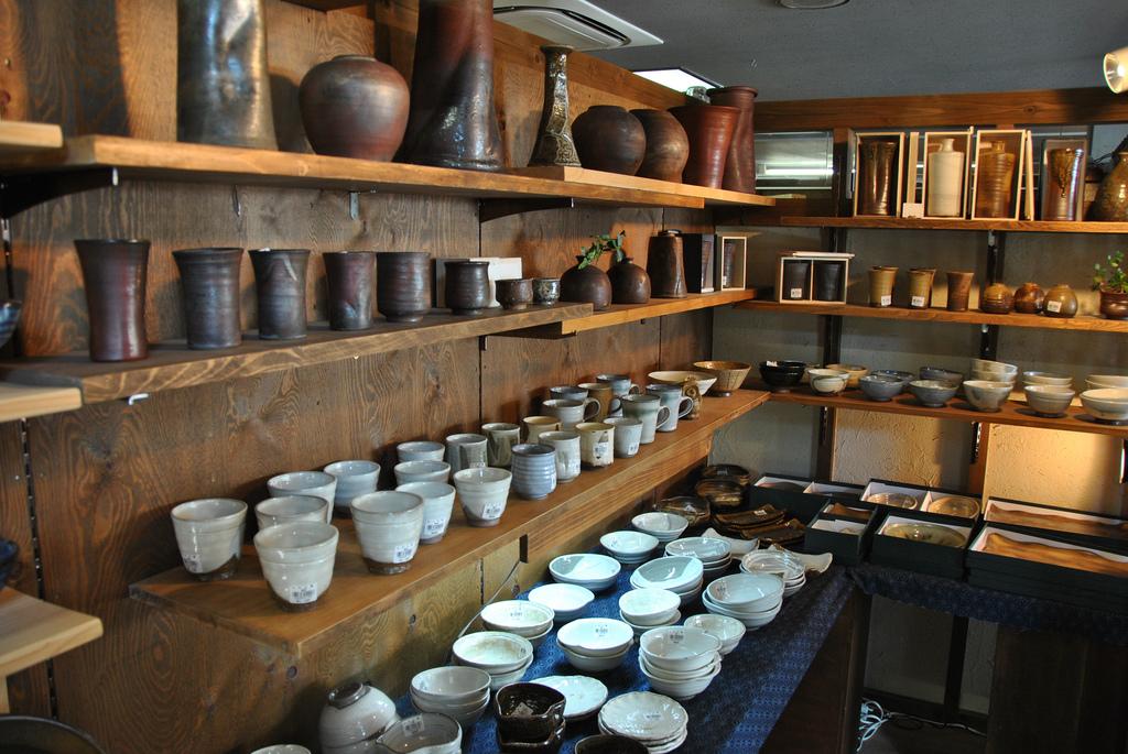 My Traditional Japanese Ceramics Dream Trip