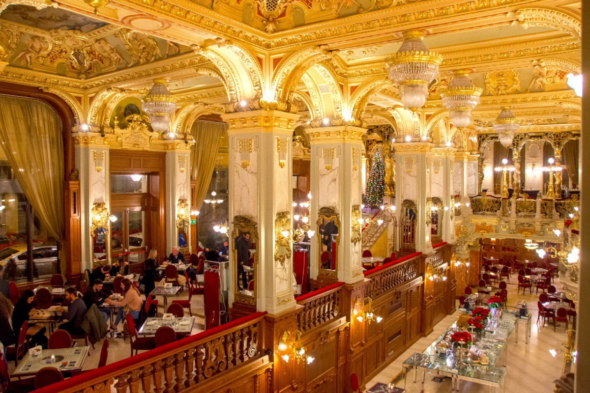Budapest Sugar Rush: Grand Cafes and Sweet Patisseries