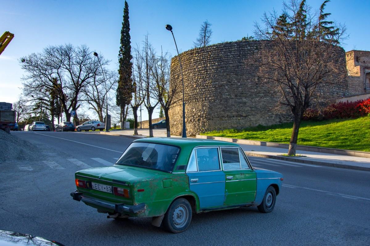 Lada, Telavi, Georgia