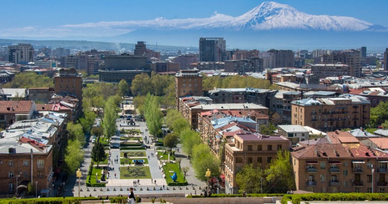 A Love Letter to Yerevan