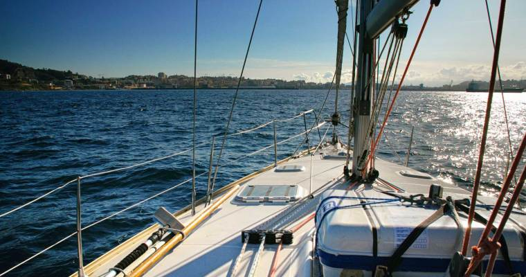 Learn to Sail on a RYA Competent Crew Course in Gibraltar