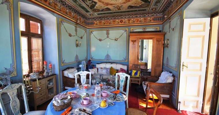 Hotel Review: Aeginitiko Archontiko, Aegina: a small hotel with charme and history