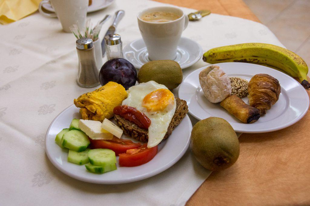 Hotel Arcadion Corfu Breakfast