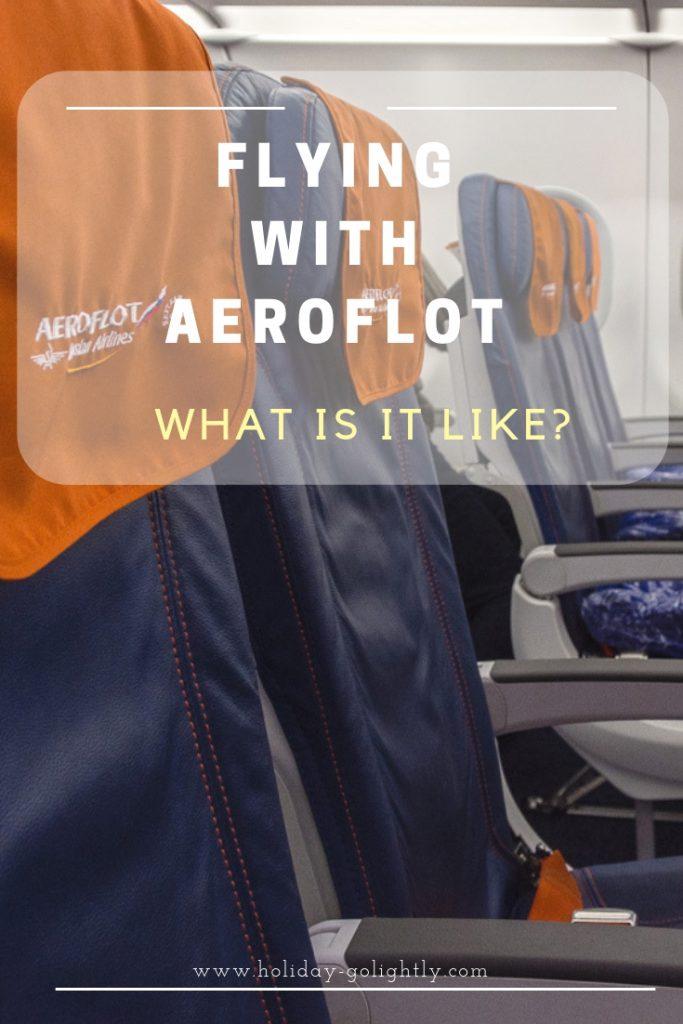 Aeroflot Pinterest Pin