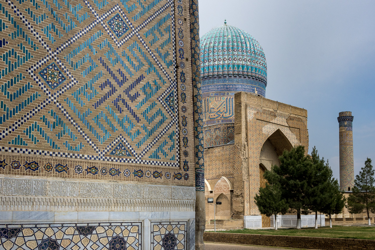 Travelling to Uzbekistan in 2019