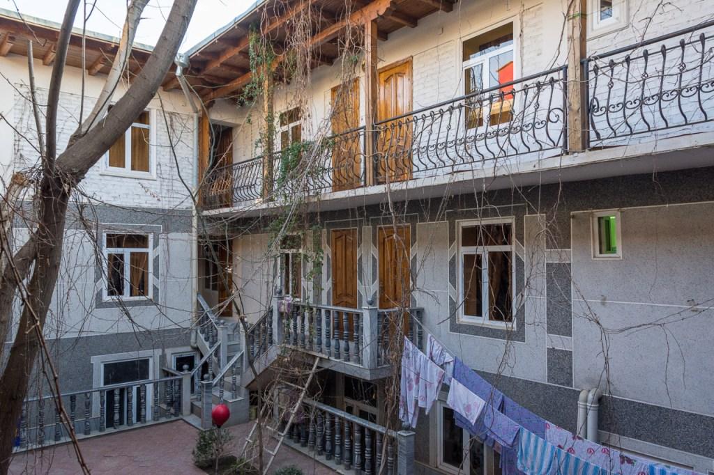 Hotel Rahmon Exterior, Samarkand