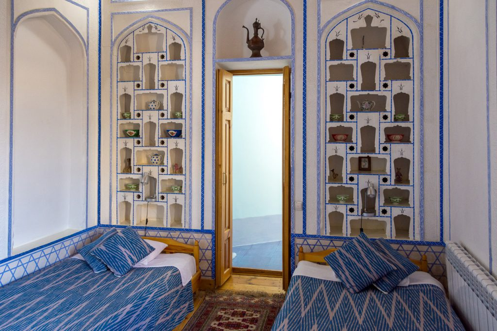 Celestial Room at Minzifa Boutique Hotel Bukhara