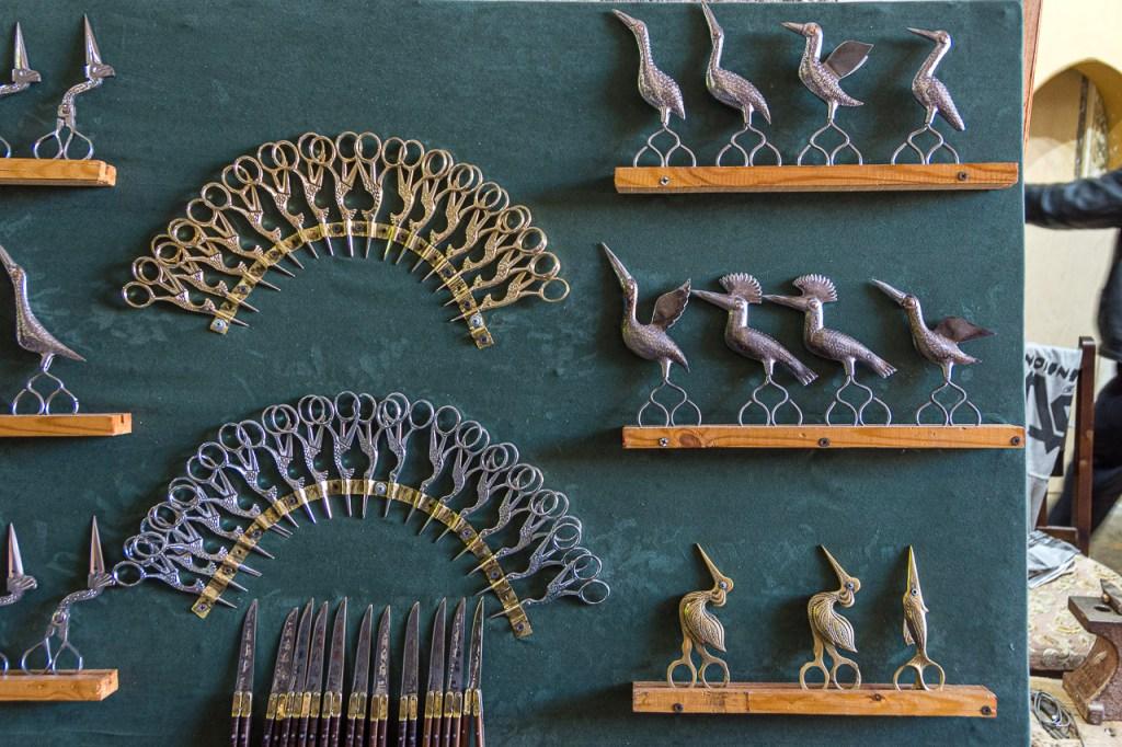 scissors, Bukhara