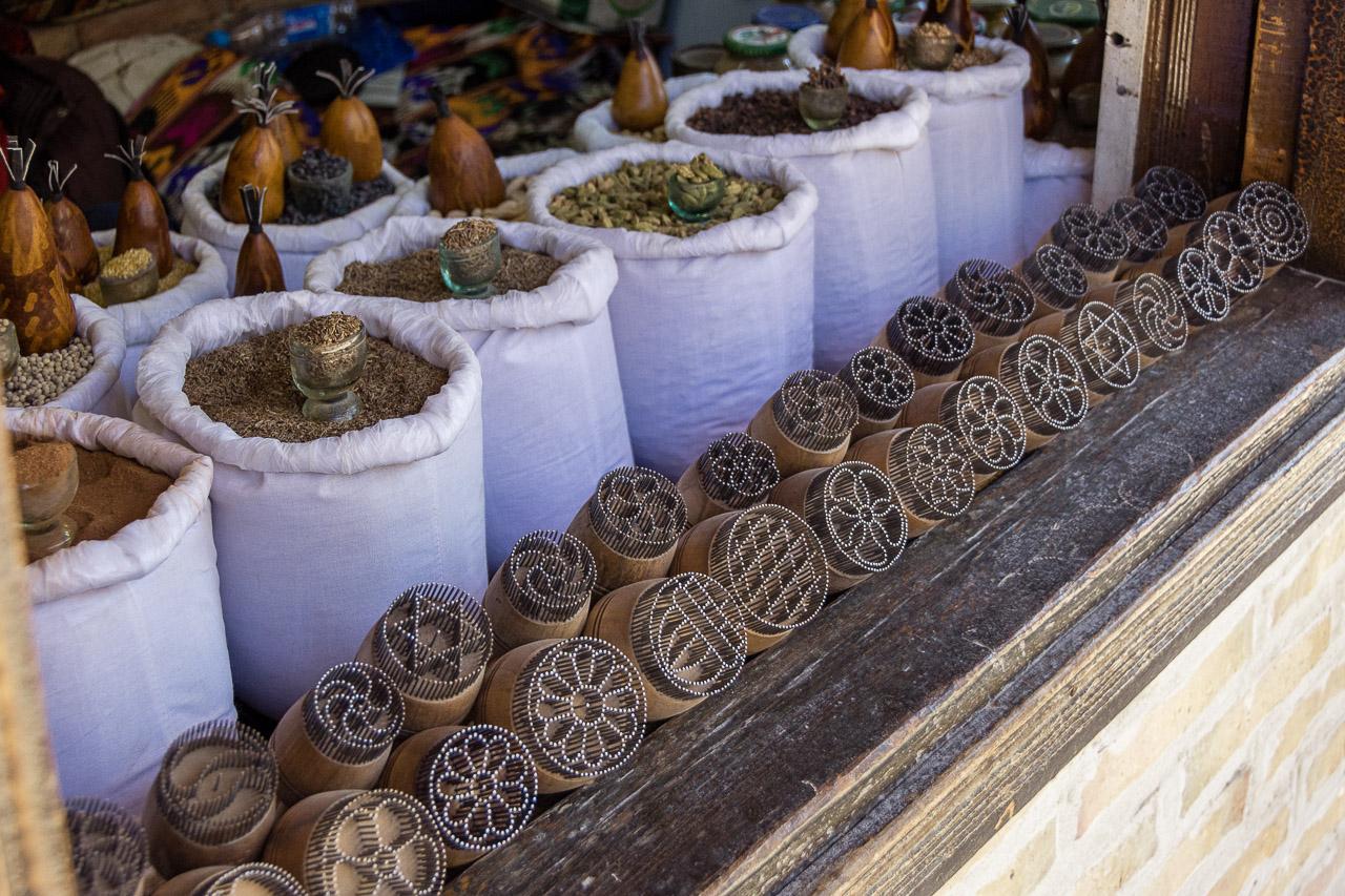Silk Road Treasures – Souvenir Shopping in Samarkand and Bukhara