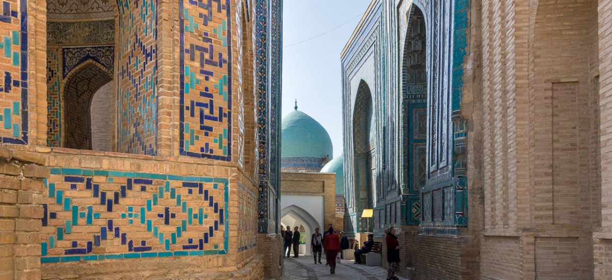 Two Days in Samarkand -what not to miss (Part Two)