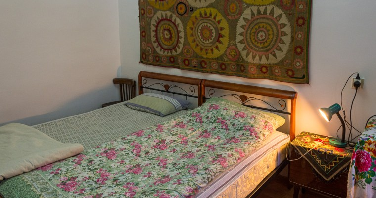Hotel Review: Antica B&B, Samarkand