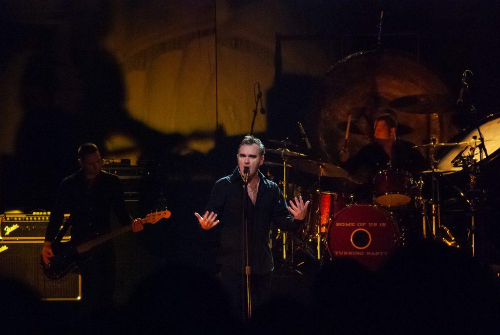 Morrissey, Sunderland 2008