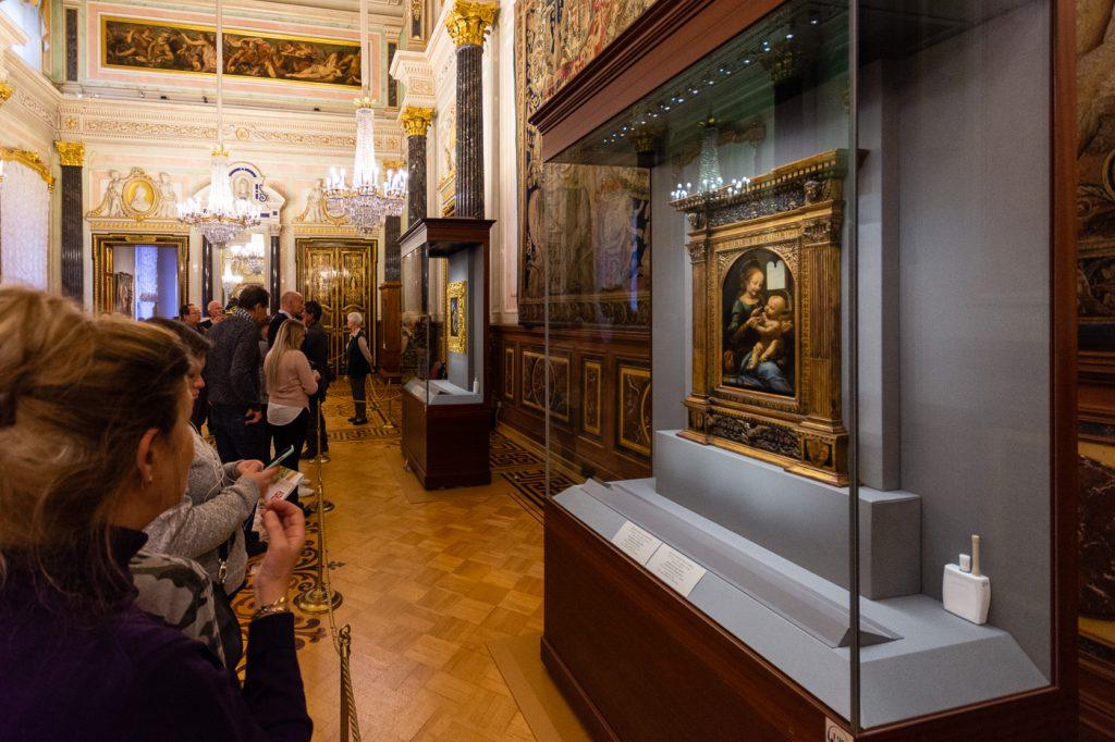 Leonardo da Vinci Madonnas, Winter Palace State Hermitage Museum, St. Petersburg