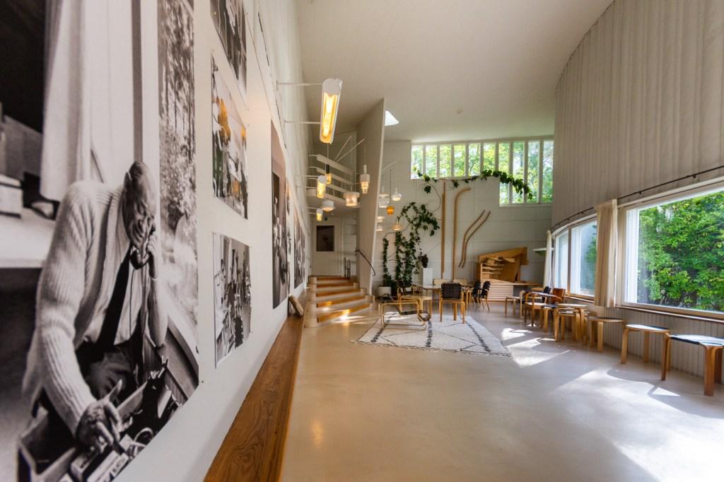 Studio Aalto: the office of Alvar Aalto