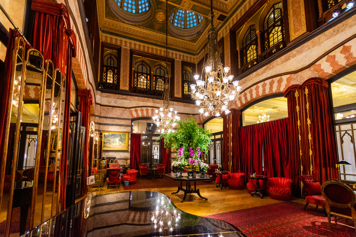 Review: Pera Palace Hotel , Istanbul