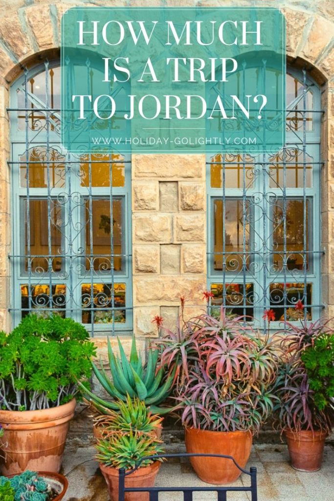 pin on how much is a trip to Jordan