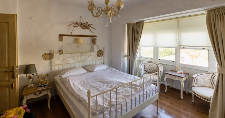 Hotel Review: Cumbali Konak, Alacati