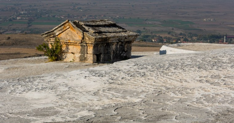 Why I didn't love Pamukkale  but why you should visit  anyway