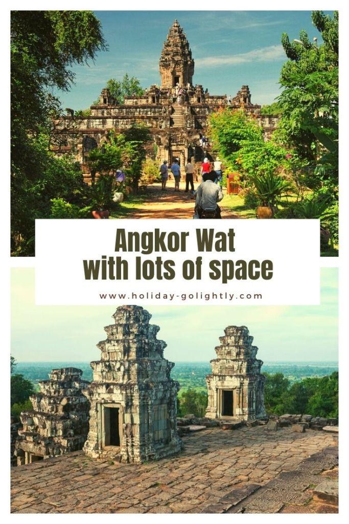 Angkor Wat pin