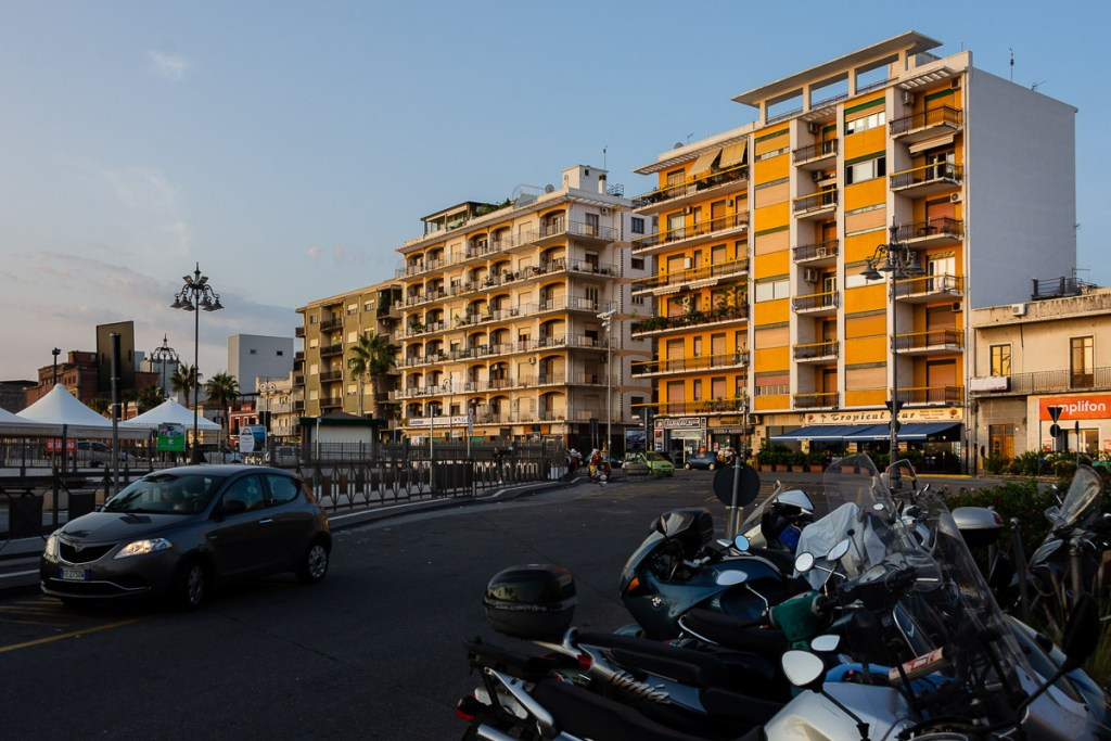 Milazzo Port Area - Milazzo - the underrated Gateway to the Aeolian Islands