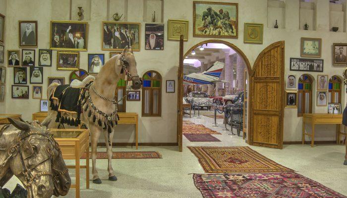 sheikh_faisal_museum-horse_hall_sheikh_faisal_bin