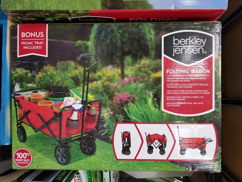 Superb Bjs Wholesale Club Berkley Jensen Folding Wagon 44 98 Cjindustries Chair Design For Home Cjindustriesco