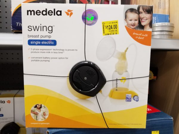 Medela Pumps Freestyle And Swing Possibly On Clearance At