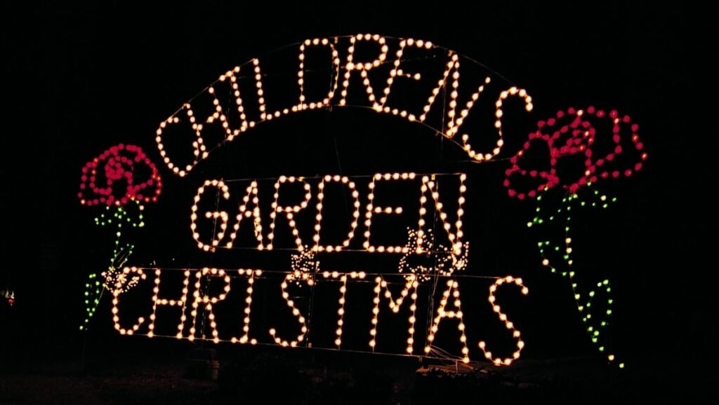 Christmas and Holiday Commercial Large Lighted Signs