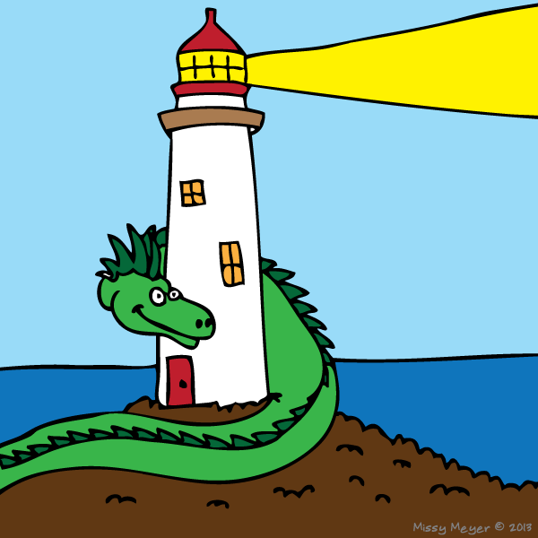 Lighthouse Day; Sea Serpent Day