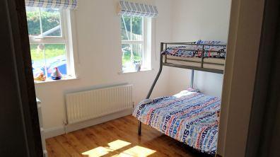 3 Rinn na Mhara Holiday Home Dunfanaghy - bunk bedroom