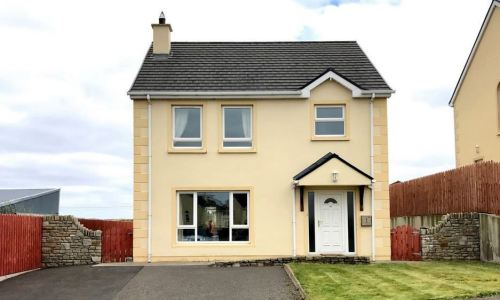 Trinitys Cottage - Dunfanaghy - Co Donegal
