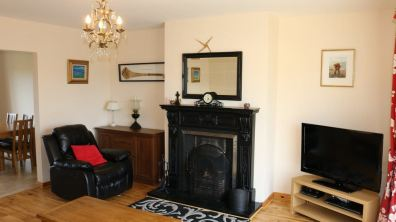 No.42 Oak Grove Dunfanaghy - living room