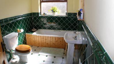 Bathroom of Skylark Dunfanaghy
