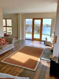 Bright Interior - Woodhill at Sessiagh lake near Dunfanaghy