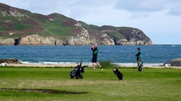 Golf at Dunfanaghy - 3 min drive from Aleen