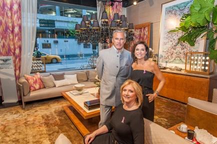 Holiday House & Campion Platt at Fendi