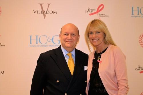 Christopher Hyland and Pamela Eldridge