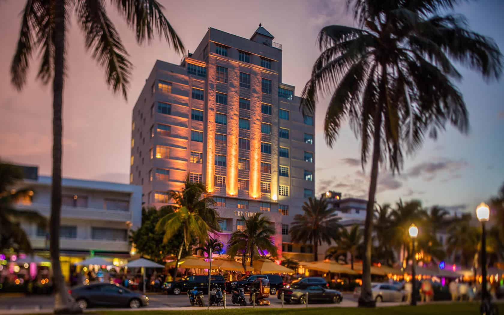 The Tides, Miami