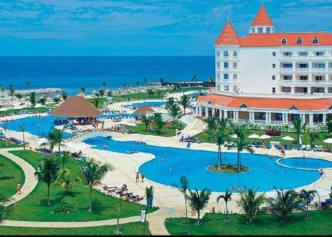 Отдых на Карибских островах, Ямайка - Раневей-Бэй, отель