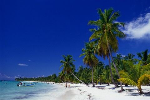 Отдых на Карибских островах - чудесные бескрайние пляжи
