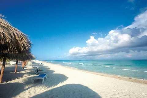 Отдых на Карибских островах, Куба - Ольгин - ухоженные, белоснежные пляжи