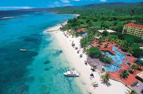 Отдых на Карибских островах, Ямайка - Очо Риос, отель Sandals Dunn's River Villaggio Golf Resor