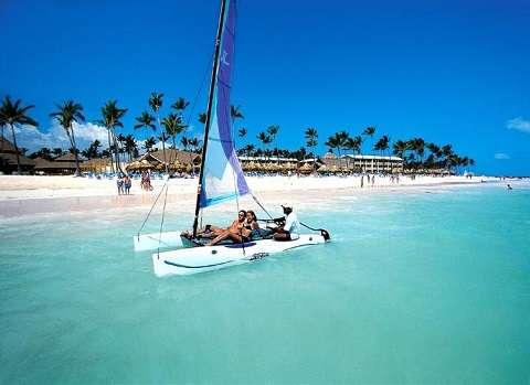 Отдых на Карибских островах, Доминикана, активный вид отдыха под парусом