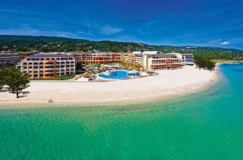 Отдых на Карибских островах, Ямайка - город-порт Монтего Бей