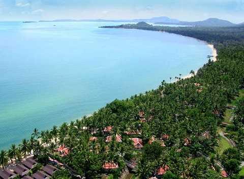 Отдых на островах Тайланда - остров Самуи