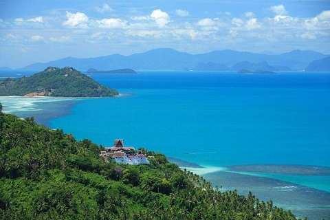 Отдых на островах Тайланда, Самуи - пляж Талинг-Нгам