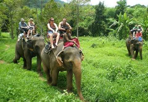 Отдых на островах Тайланда, Ко Чанг - экскурсии