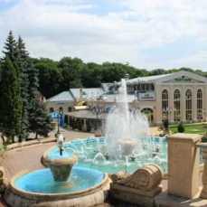 Кавказские Минеральные Воды - Ессентуки